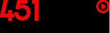 451 Derece Logo